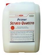 Пропитывающий грунт Strato Quattro