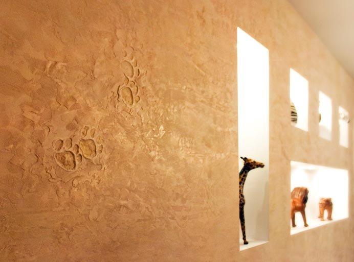 Фактурная штукатурка для стен своими руками фото 931